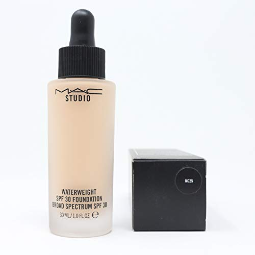 MAC Studio Waterweight Foundation NC25, 30 ml