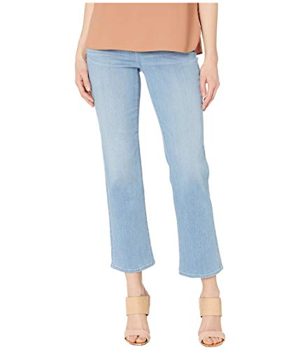 NYDJ Marilyn Straight Ankle Jeans in Tropicale Tropicale 6 27