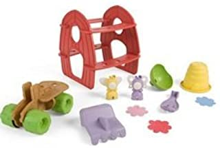 Sprig Toys Hollow Bee and Butterfly's Farm Playset by Sprig Toys