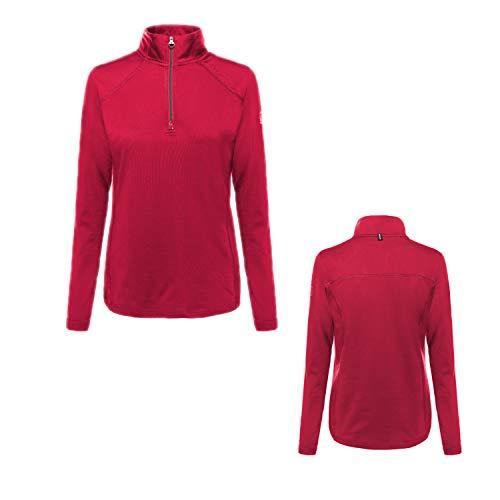 Cavallo Funktionsshirt Roxy Salsa red Sportswear 2020, Größe:36