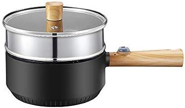 JSMY Cuisinière électrique multifonctionnelle Casserole chauffante Machine à marmite électrique Hotpot Nouilles Oeufs de R...
