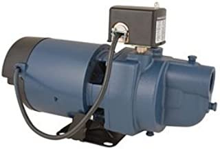 Jet Pump System, Shallow Well, 1/2 HP