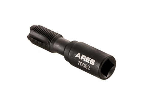 ARES 70692 - Limited Access Thread Chaser - Fits M14 x 1.25mm Size Plugs - Perfect for Spark Plug Holes in Confined and Limited Access Areas