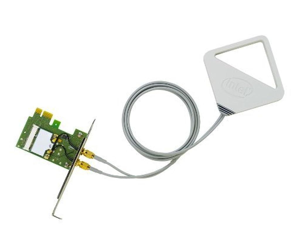 滑る創傷異形インテル 11ac対応 867Mbps Dual Band/Bluetooth 4.0PCIe接続無線LANボード用 無線LAN子機Intel Dual Band Wireless-AC 7260 for Desktop 7260HMWDTX1