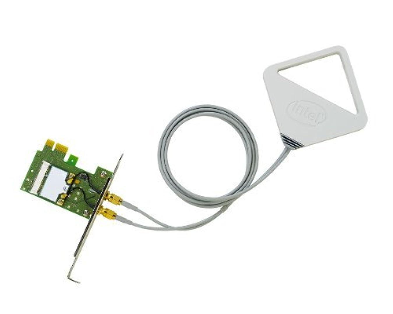 インテル 11ac対応 867Mbps Dual Band/Bluetooth 4.0PCIe接続無線LANボード用 無線LAN子機Intel Dual Band Wireless-AC 7260 for Desktop 7260HMWDTX1