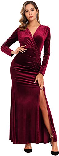 Top 10 suede dress women long sleeve for 2020