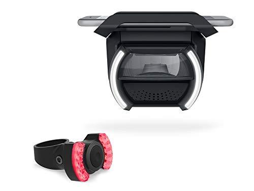 COBI.bike Plus mit Universal Mount für eBikes mit Bosch Antrieb Zubehör, schwarz, Set