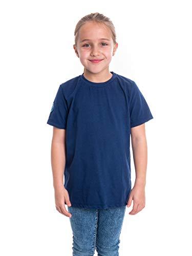 STINGbye Camiseta niño/a antimosquitos (Azul, 10)