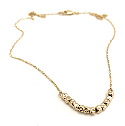 Gold Filled Dainty Necklace