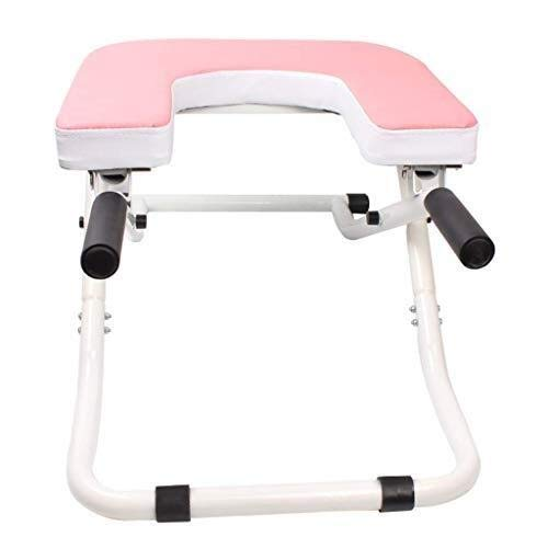 Best Price ZHWGS Yoga Chair Headstand Bench Yoga Inverted Foldable Chair, Indoor Fitness Equipment, ...