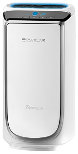 Best Bargain Rowenta 7211001959 PU4020U2 Air Purifier, 116 Sq Ft, White