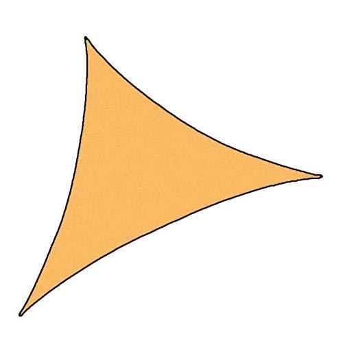 Wasserdichte Dreieck-Baldachin-Markise praktische dauerhafte klassische multifunktionale Camping-Terrasse-Garten-Sun-Schattenschutz Gaodpz (Farbe : C)