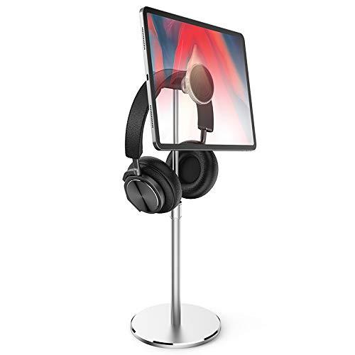 YUNYING Multifunctional Bracket Magnetic Headphones Holder Stand, 2 in 1 Telescopic...