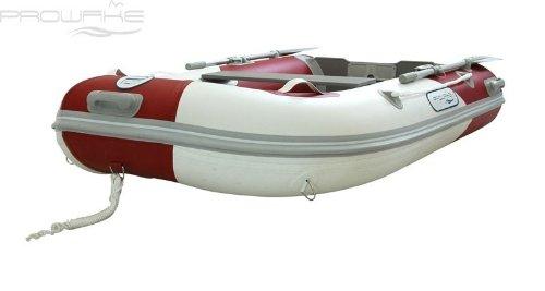 Bateau Pneumatique Gonflable Prowake 230 Rouge/Blanc
