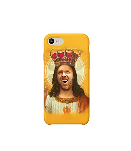Saint Trey Anastasio_MA0774 For iPhone 7 8 Protective Phone Mobile Smartphone Case Cover Hard Plastic Funny Gift Christmas