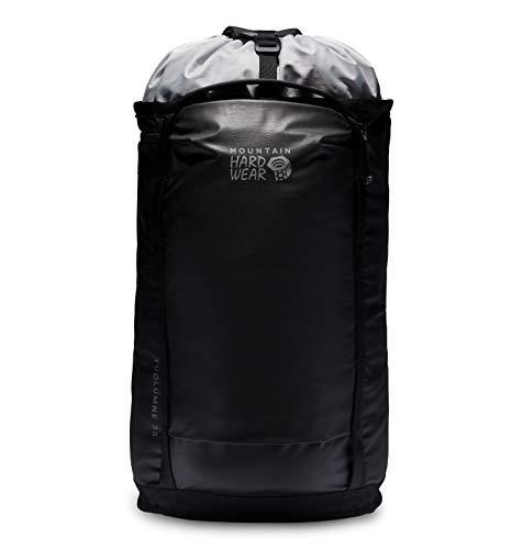 Mountain Hardwear Tuolumne 35 Backpack Schwarz, Kletterrucksack und Seilsack, Größe 35l - Farbe Black