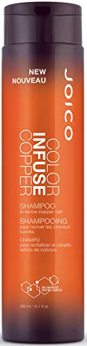 Joico Color Infuse Shampoo, Copper, 10.1-Ounce