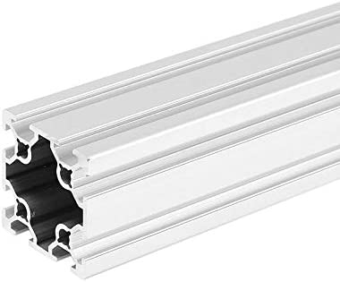 LanGuShi LGJ0310 500mm Length 4040 Luxury goods Profile Fixed price for sale Duple Aluminum T-Slot