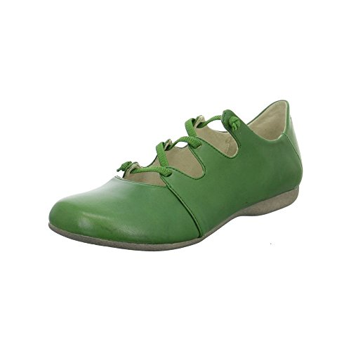 Josef Seibel Damen Ballerinas Fiona 04, Frauen Riemchenballerinas, Gummizug modisch Fashion weibliche Lady Ladies feminin elegant,India,40 EU / 6 UK