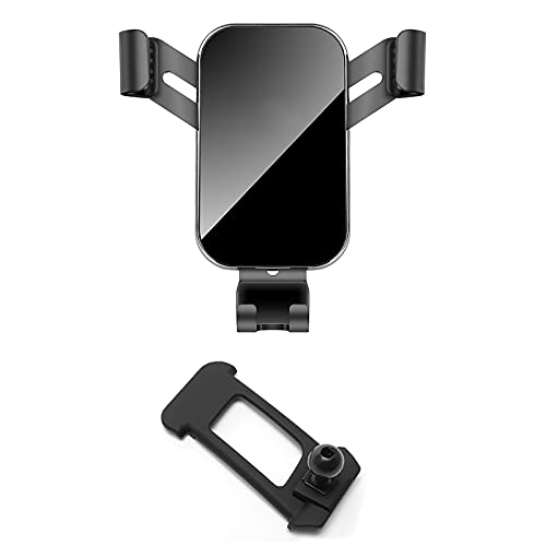 SUKLIER Soporte para TeléFono MóVil para Coche para Audi A1,A3,A4,A5,A6,A7,Q2,Q3,Q5,Q7,Q8 Soporte De Montaje Especial Soporte De NavegacióN por Gravedad GPS Accesorios,para Audi Q3 2013-2018