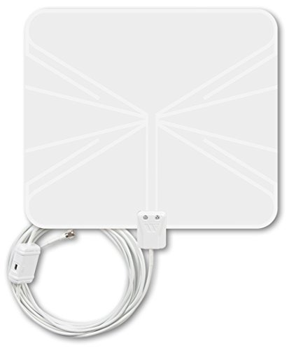 Winegard FlatWave Amped Indoor Amplified HDTV Antenna (FL5500Y)