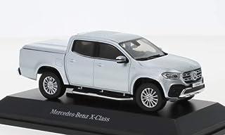 Mercedes X Klasse (470), Silber, 0, Modellauto, Fertigmodell, I Spark 1:43