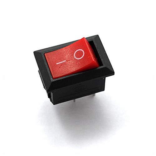DDU - Interruptor alimentación tipo buque mini conmutador