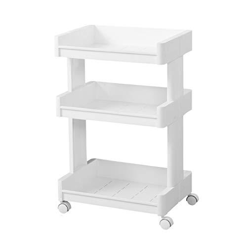 YULAN plankhouders voor badkamer, badkamer, grondverf, quilting-wasmachine, voor badkamer, 3 niveaus