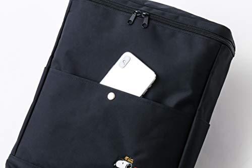 SNOOPY BOX DAYPACK BOOK 商品画像