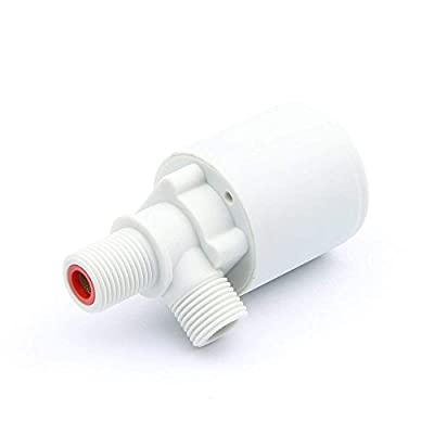 """1/2"""" Automatic Water Level Control Valve Floating Ball Valve Tower Water Tank Float Valve (1/2"""", Vertical Inner Installation) from Yundxi"""