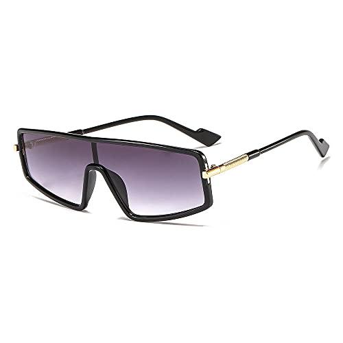 zhuoying Gafas gafas de sol hembra modelos retro moda pequeño marco gafas de sol hombres y mujeres personalidad gafas de sol-4