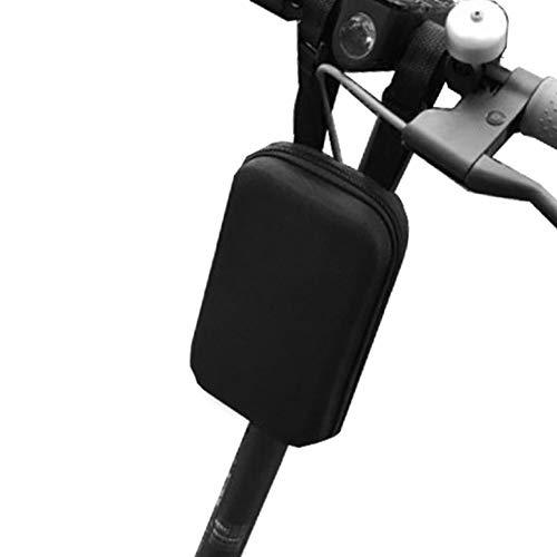 Lixada Roller-Hängetasche, Vorderrahmen, Tasche für Roller, Lenker, Ladegerät, Aufbewahrungstasche Kompatibel mit Xiaomi M365 (Typ 1:20 x 13 x 7 cm)
