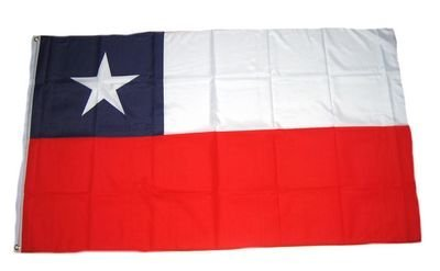 Fahne / Flagge Chile NEU 90 x 150 cm Flaggen