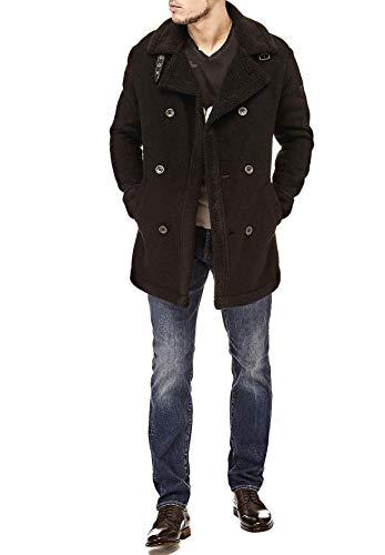 cappotto uomo guess Guess Cappotto Dettaglio Fibbia L