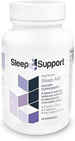 Top 10 Best sleep supplements natural Reviews