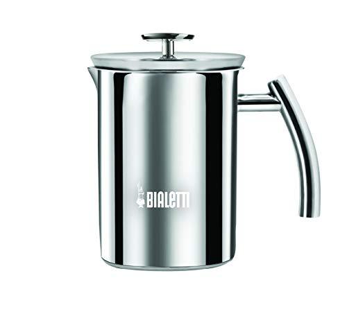Bialetti 0004420 Espressokocher, Aluminium, Rostfreier Stahl