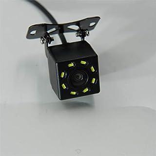 Vehicle Camera - Car Rear View Camera 4 LED Night Vision Reversing Auto Parking Monitor CCD Waterproof 170 Degree HD Video
