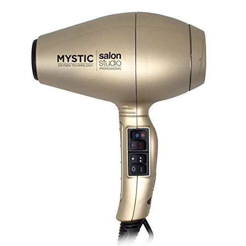 Salon Studio Professional - Mystic Oxygen Technology - Secador de Pelo Profesional...