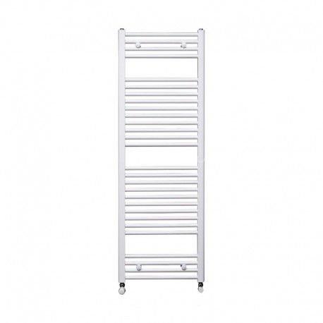 Zehnder Aura PBZ 120-045 - Radiador toallero de 1200 x 450 mm, color blanco