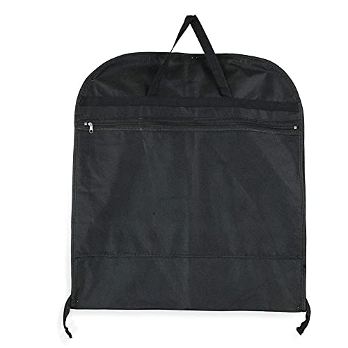 WEDCOVA UK Suit Carrier   Suit Carrier For Men   Suit Bags for Men   Suit Bag Suit Cover Suit Bags   Suit Covers Garment Bags   Travel Garment Bag (1, 24 X 54 INCH)