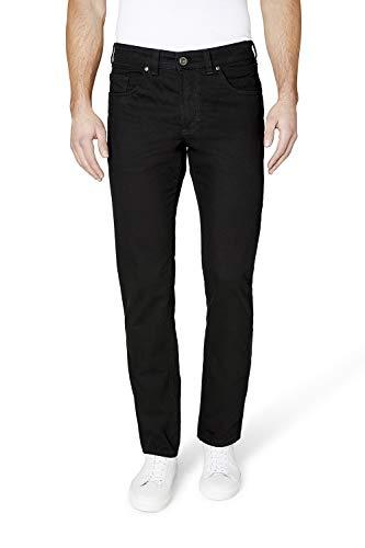 Atelier GARDEUR Herren Jeans Hose Nevio-11 470181 099, Größe:W38/L32, Farbe:099 Black