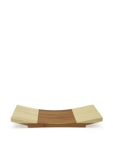 Totally Bamboo Sushi-Teller, mittelgroß