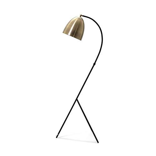 Home sweet home vloerlamp Swan ? 150 cm - mat staal