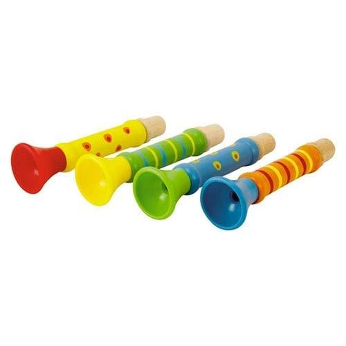 Vicky Tiel Ulysse 22359 mini Trompeta - Flauta - Trompetilla desde 18 meses