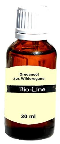 Oreganoöl aus Wildoregano 30ml, gegen Bakterien, Viren, vielseitig einsätzbar, bei...
