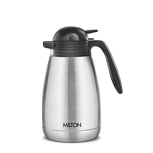 Milton Thermosteel Carafe 1500 ML - Steel Plain