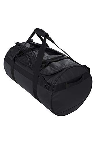 Mountain Warehouse Vielseitige Cargo-Tasche mit Schultergurt 90 Liter Schwarz