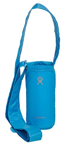 Hydro Flask Packable Bottle Sling with Pouch - Small, Bluebell