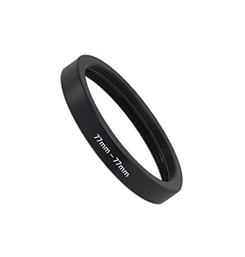 77 mm – 77 mm hembra a hembra, filtro adaptador anillo de embrague 77 – 77 mm