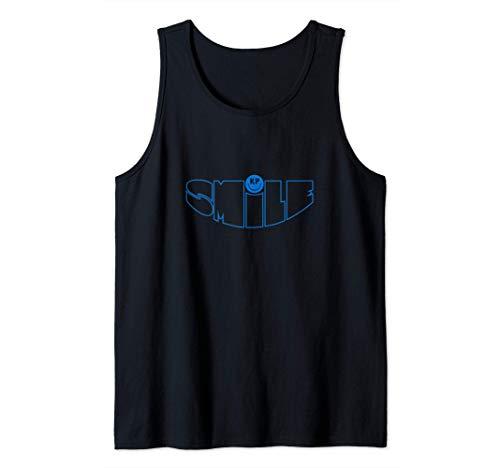 Katy Perry - Smile Logo (Blue) Camiseta sin Mangas